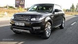 2014 Range Rover Spor close-up