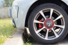 Abarth 500 rear ground clearance