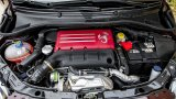 Abarth 695 Maserati Edition 1.4 engine