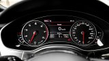 AUDI A7 driver information display