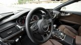 AUDI A7 Sportback 3-spoke steering wheel