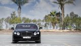 BENTLEY Continental GT V8 front fascia