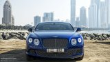 BENTLEY Continental GT W12 front details