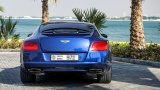 BENTLEY Continental GT W12 rear details