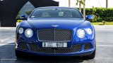 BENTLEY Continental GT W12 front fascia