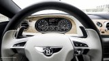 BENTLEY Continental GT W12 gear shift paddles