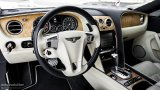 BENTLEY Continental GT W12 cabin