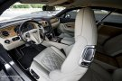 BENTLEY Continental GT W12 leather interior