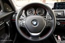 BMW 118i sport steering wheel