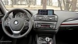 BMW 1 Series (F20) interior
