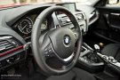 BMW 1 Series (F20) sports steering wheel