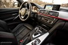 BMW 3 Series F30 interior