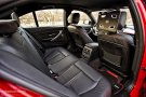 BMW 3 Series F30 rear seats