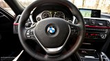 BMW 3 Series F30 dashboard