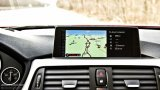 BMW 3 Series F30 satnav