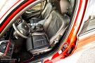 BMW 3 Series F30 front seats