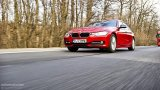 BMW 3 Series highway