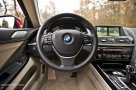BMW 6 Series Coupe dashboard