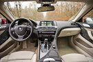 BMW 6 Series Coupe interior