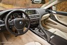 BMW 6 Series Coupe steering wheel