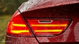 BMW 6 Series Coupe taillights