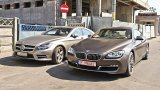 BMW 6-Series Gran Coupe vs Mercedes CLS
