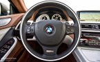 BMW 6-Series Gran Coupe dashboard
