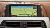 BMW 6-Series Gran Coupe Professional Navigation System