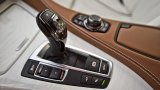 BMW 6-Series Gran Coupe gear shifter
