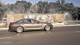 BMW 6-Series Gran Coupe city driving