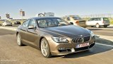 BMW 6-Series Gran Coupe Frozen Bronze Metallic