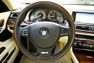 2011 BMW 740d xDrive Individual steering wheel