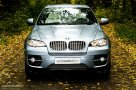 BMW X6 ActiveHybrid front view