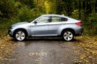 BMW X6 ActiveHybrid side view