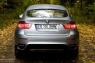 BMW X6 ActiveHybrid rear view