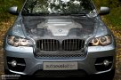 BMW X6 ActiveHybrid engine