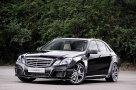 Brabus Mercedes Benz EV12 three quarters front view