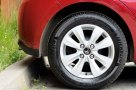 Citroen C3 rear ground clearance