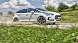 CITROEN DS5 hybrid speed