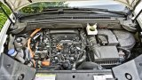 CITROEN DS5 hybrid diesel engine