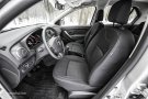 DACIA Logan height-adjustable driver's seat
