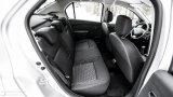 DACIA Logan rear seats