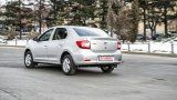 DACIA Logan TCe fuel efficiency run in city