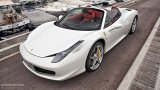 FERRARI 458 Spider closeup
