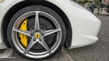 FERRARI 458 Spider wheel