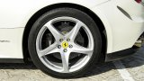 FERRARI FF rear wheel