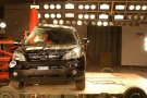 Honda CR-V Euro NCAP crash test