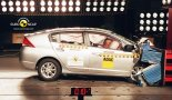 2010 Honda Insight in Euro NCAP crashtest