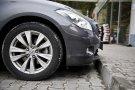 Infiniti M30d ground clearance