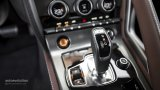 Jaguar F-Type gear shifter